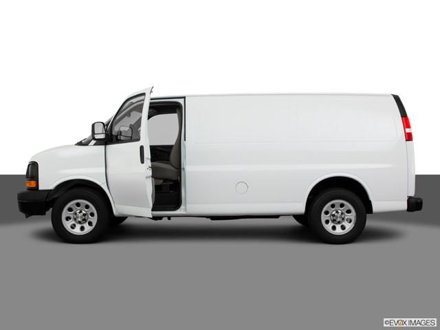 2012 Chevrolet Express of Arlington