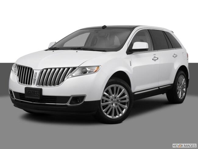 2011 Lincoln MKX Base SUV