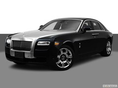 2011 Rolls-Royce Ghost Base Sedan