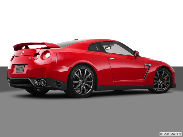 2012 Nissan GT-R of TX