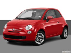 2012 FIAT 500 Pop Pop  Hatchback