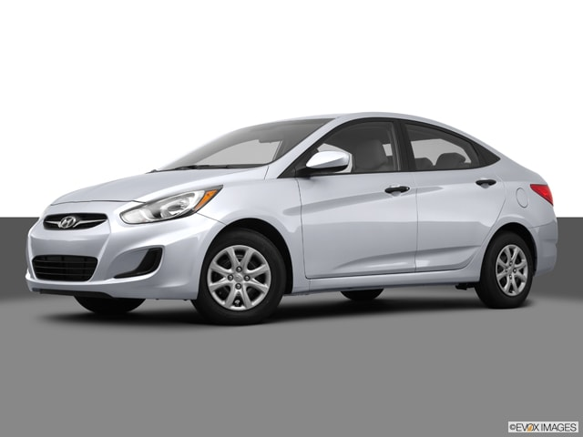 2012 Hyundai Accent Of Arlington