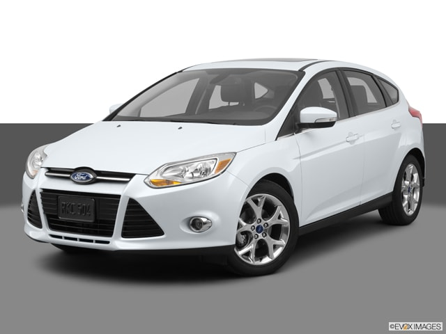 2012 Ford Focus SEL Hatchback for sale in Springfield, IL