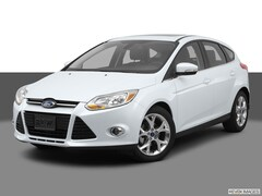 Used 2012 Ford Focus SEL Hatchback 1FAHP3M21CL252490 for sale in Mt. Dora, FL