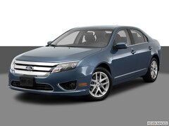 Used or Pre-Owned 2012 Ford Fusion SEL Sedan for sale in Carey, OH