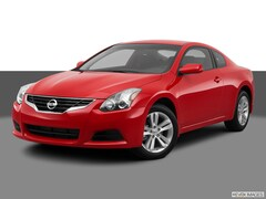 2012 Nissan Altima I4 2.5 S Coupe
