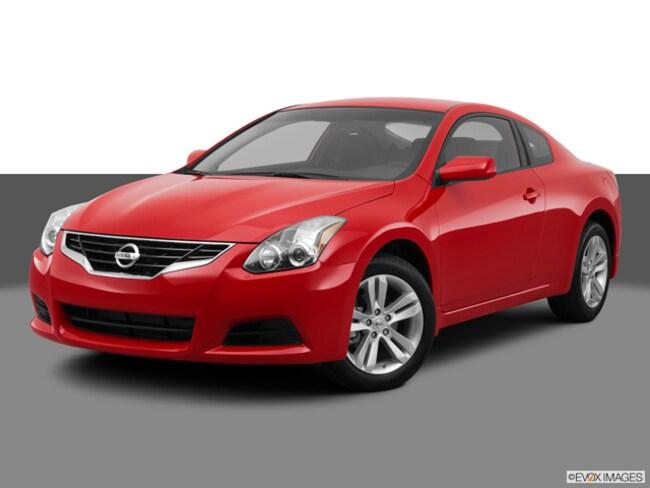 2012 Nissan Altima 2dr Cpe I4 CVT 2.5 S Car