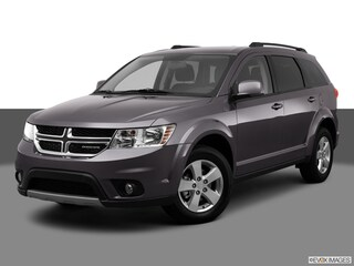 Pre-Owned 2012 Dodge Journey SXT AWD SUV