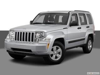 2012 Jeep Liberty Sport SUV