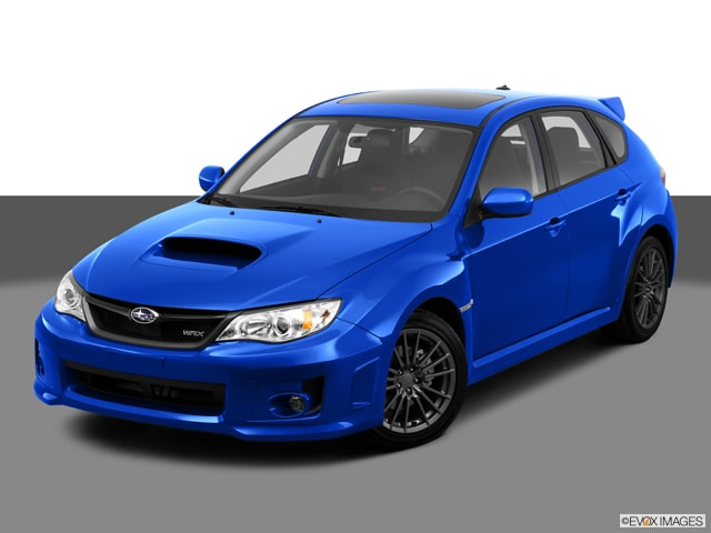 Used 2012 Subaru Impreza Wrx For Sale Phoenix Az Compare