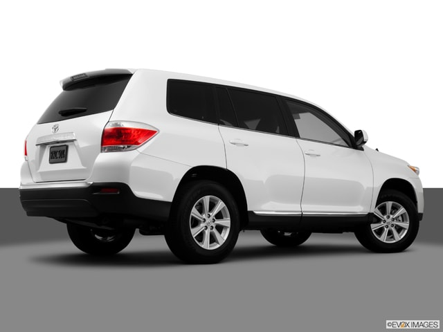 2012 Toyota  Highlander of Phoenix