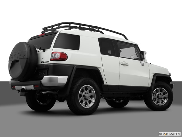 2012 Toyota FJ Cruiser of Houston