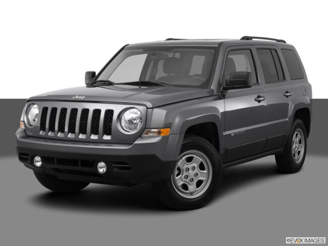 2012 Jeep Patriot Limited 4WD  Limited