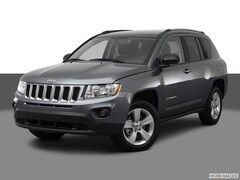 Pre-Owned 2012 Jeep Compass Sport 4x4 SUV Hazard, KY