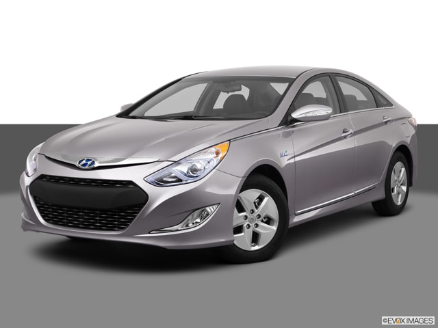 2012 Hyundai Sonata Hybrid Base (A6) Sedan