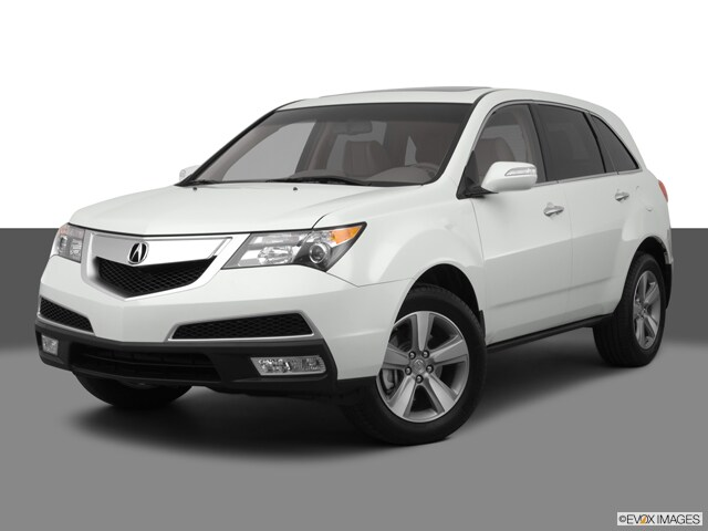 Used 2012 Acura MDX Technology SUV in East Hartford