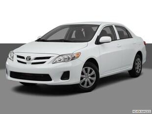 2012 Toyota Corolla L Sedan