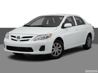 2012 Toyota Corolla Sedan for sale in Ocala, FL