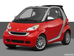 2012 Smart Fortwo Passion Convertible