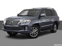 2013 LEXUS LX 570 Base SUV