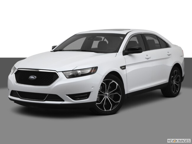 Used 2013 Ford Taurus For Sale Marquette Mi 1fahp2kt1dg112794