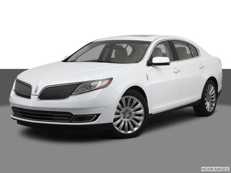 Used 2013 Used Lincoln Mks For Sale In Fairfaxva Near Washington