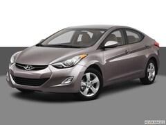 2013 Hyundai Elantra GLS w/PZEV Sedan