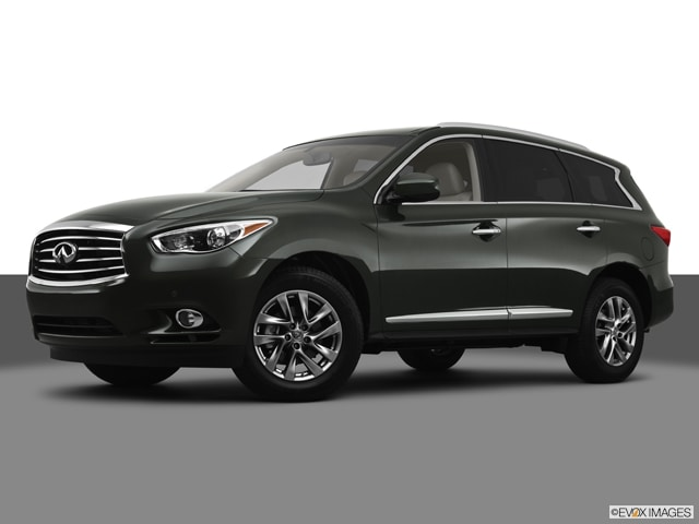 2012 Infiniti JX35 of Frisco