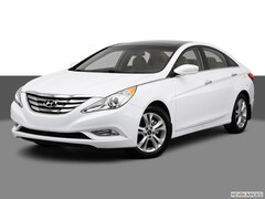 2013 Hyundai Sonata Limited w/PZEV Sedan