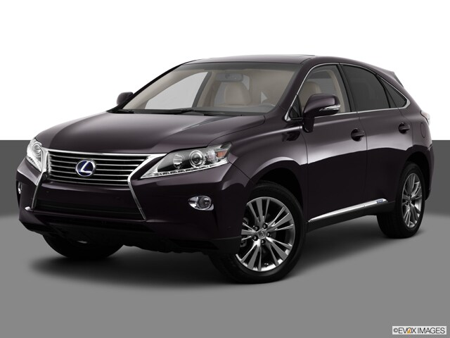 Used 2013 Lexus Rx 450h For Sale In Silver Spring Md Stock 9nxh27a