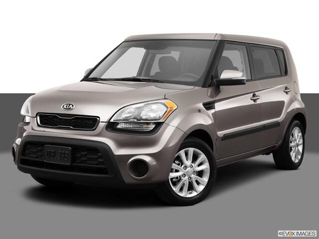 2013 Kia Soul Wagon Car