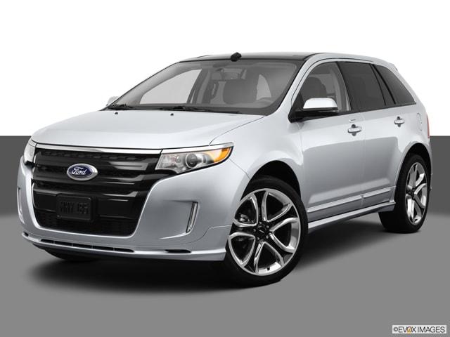 2013 Ford Edge SUV