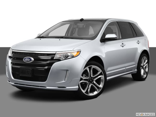 Used  Ford Edge Limited Suv In Beaverton