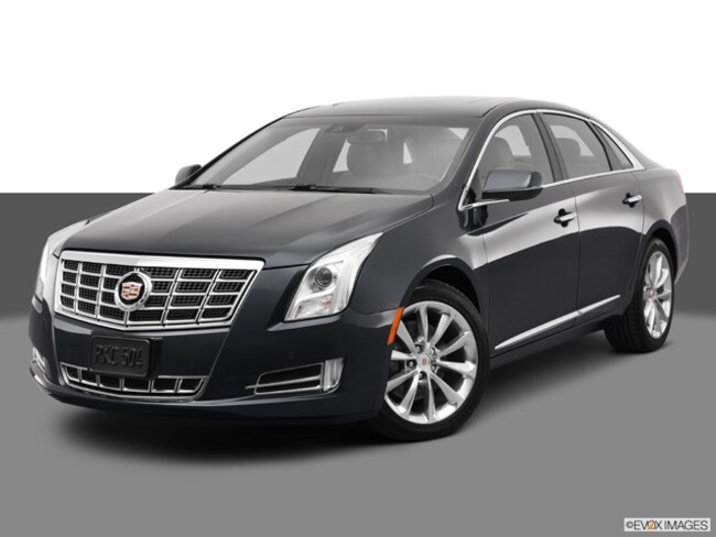 Used 2013 Cadillac Xts For Sale P3635c Calumet City Il
