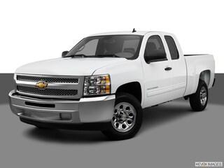 Used 2013 Chevrolet Silverado 1500 LS Truck PJ415 in Port Huron, MI