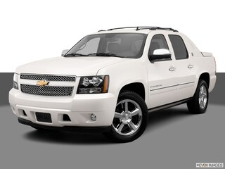 2013 Chevrolet Avalanche Crew CAB LTZ Truck Crew Cab