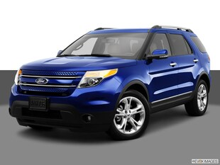 2013 Ford Explorer Limited 4WD  Limited