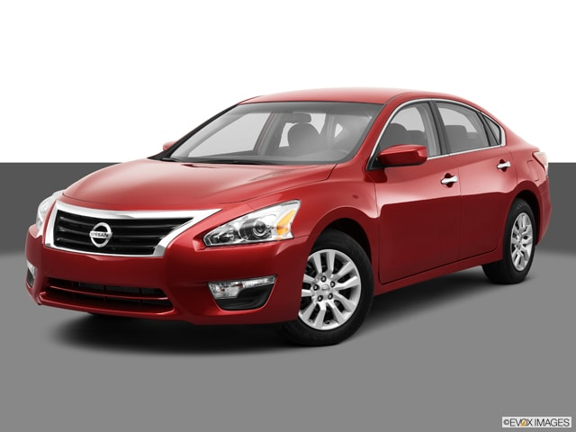 Great 2013 Nissan Altima 2.5 SV Continuously Variable P7583 Dulles U0026 Sterling