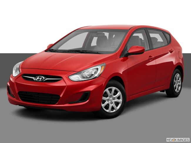 Used 2013 Hyundai Accent GS Hatchback in King George, VA
