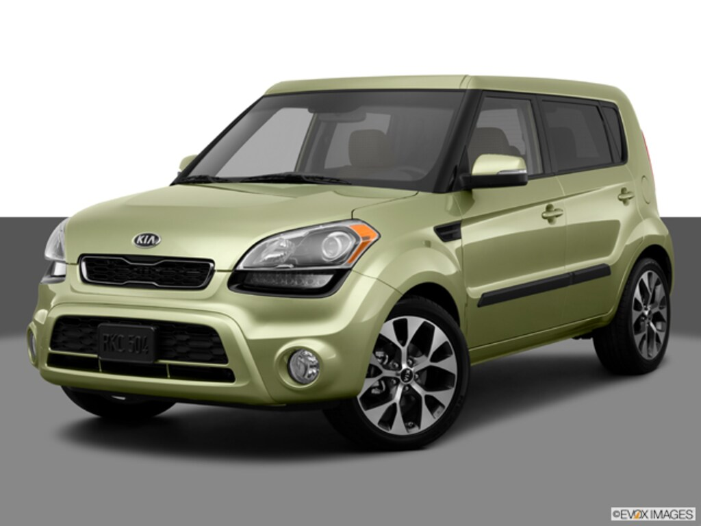 Used Used 2013 Kia Soul For Sale Evans | KNDJT2A50D7595205