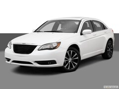 used 2013 Chrysler 200 LX Sedan Albany