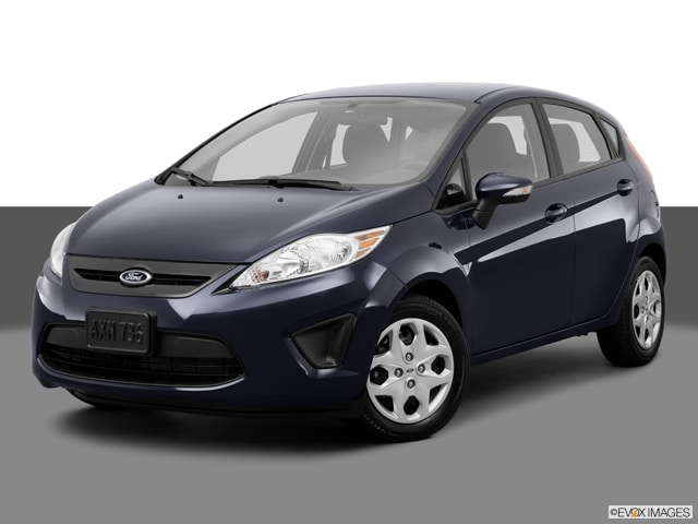 2013 Ford Fiesta 5dr HB SE Sedan