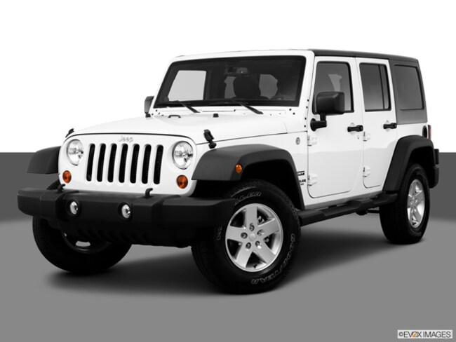 Used 2013 Jeep Wrangler Unlimited Sahara For Sale in Kalamazoo, MI
