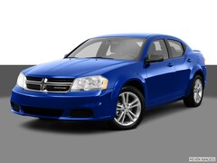 Used 2013 Dodge Avenger SXT Sedan in Fort Worth, TX