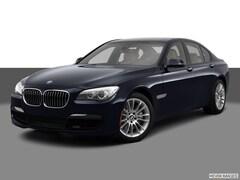 2013 BMW 7 Series 750Li Sedan