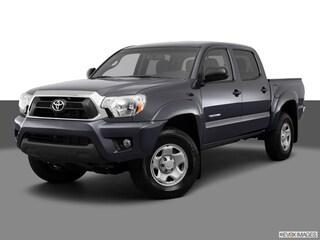 2013 Toyota Tacoma Base Truck Double Cab