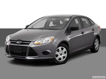 2013 Ford Focus Sedan