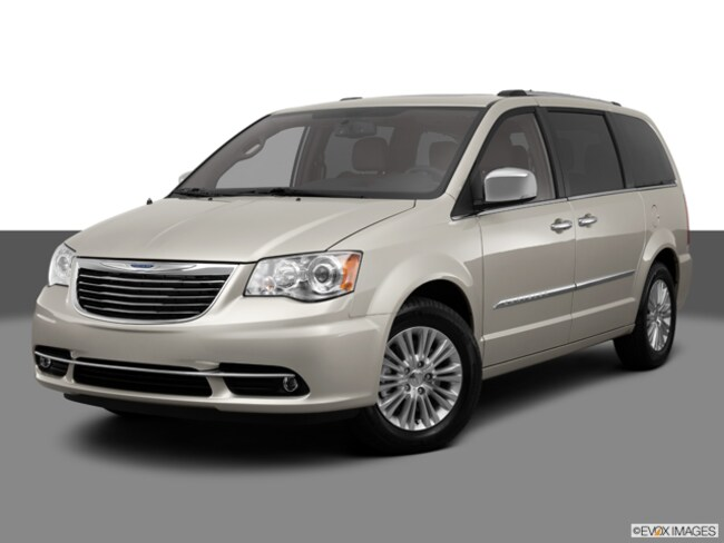 2013 Chrysler Town & Country Limited Wgn