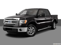 2013 Ford F-150 Crew Cab Short Bed Truck