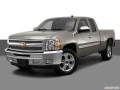 2013 Chevrolet Silverado 1500 2WD EXT CAB 143.5 Work truck